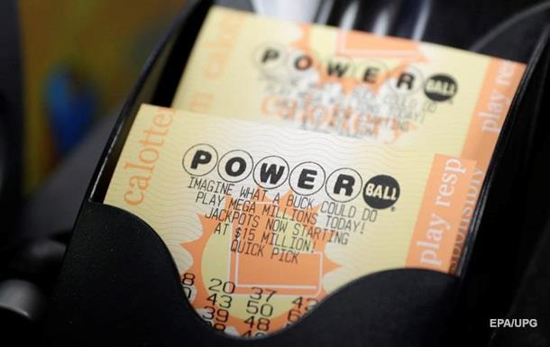 американец выиграл в лотерею джекпот