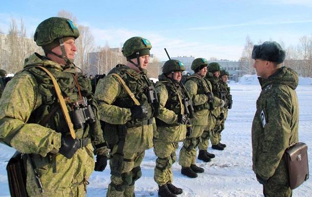 Россия начала масштабные военные учения