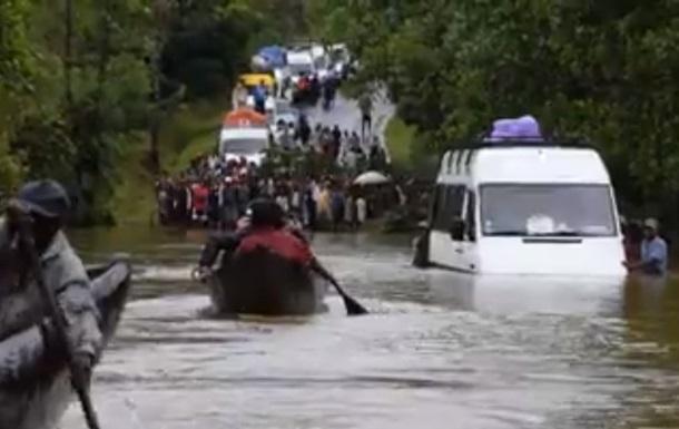На Мадагаскар обрушився шторм: 17 загиблих