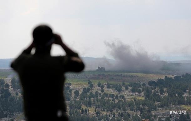 Туреччина пригрозила новими ударами в Сирії та Іраку