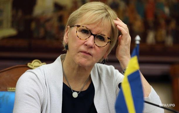 Швеція викликала посла РФ через заяви про причетність до отрути Новачок