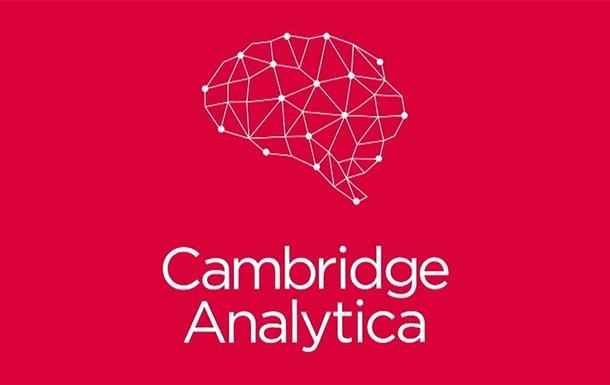 Глава Cambridge Analytica готовий піти у відставку