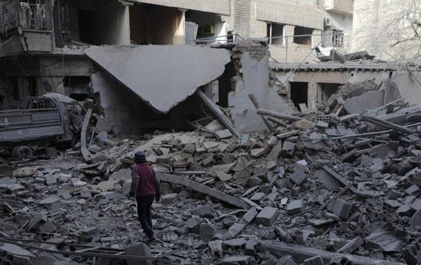 15 дітей загинули внаслідок бомбардувань у Східній Гуті - спостерігачі
