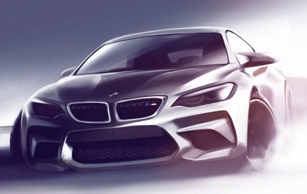 В Сети рассекретили подробности о купе BMW M2
