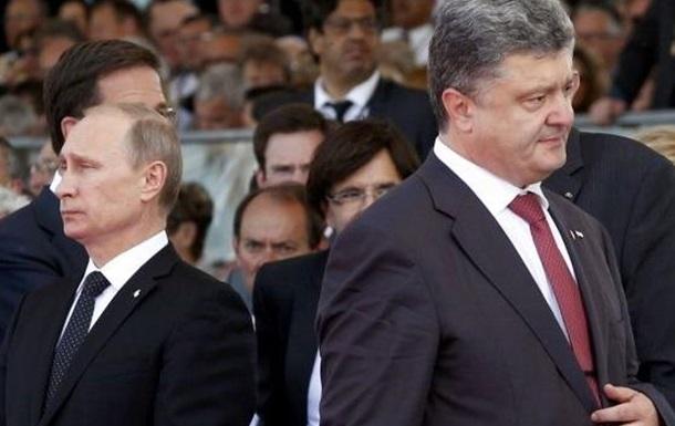 Чем Порошенко лучше Путина