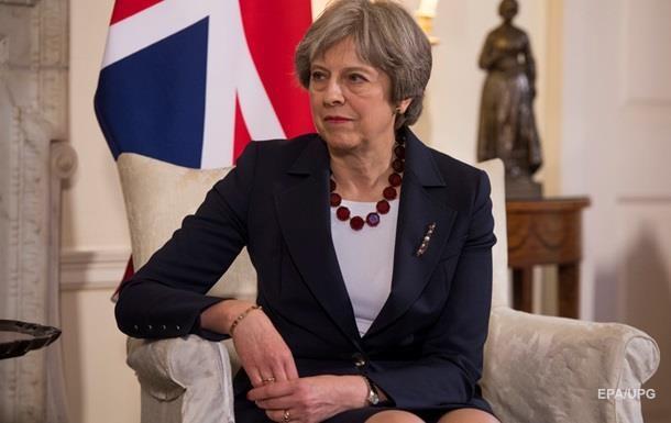 Британія готова застосувати нові санкції щодо Росії - Мей
