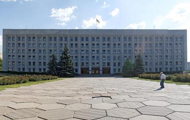 Белая репутация главы Полтавского областного совета