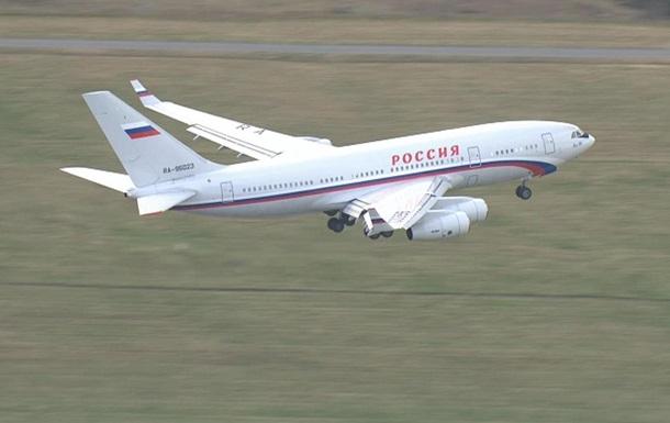 Дипломати РФ залишили Британію на літаку, який фігурує в кокаїновій справі