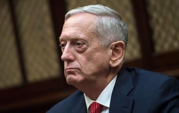 Глава Пентагону: РФ вирішила стати противником США