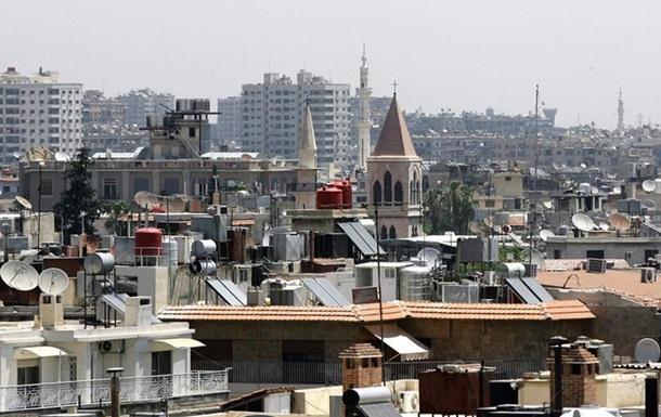 Обстріл ринку в столиці Сирії: 35 загиблих