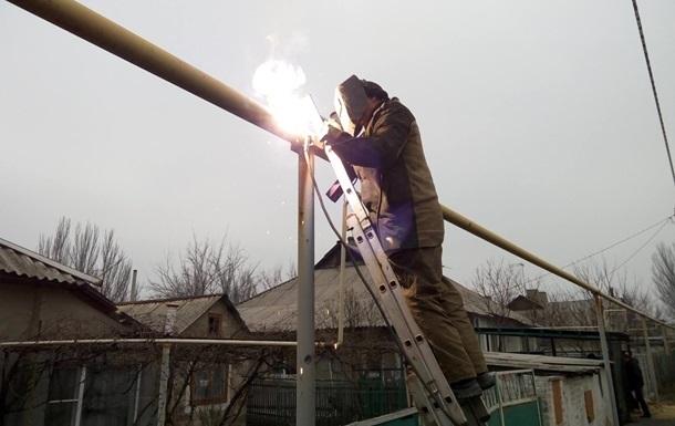 В Одеській області без газу вісім житлових будинків