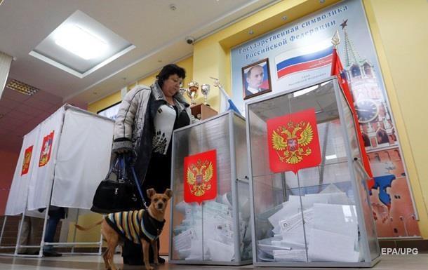 Балаган і примати. У РФ ведучу усунули за критику виборів