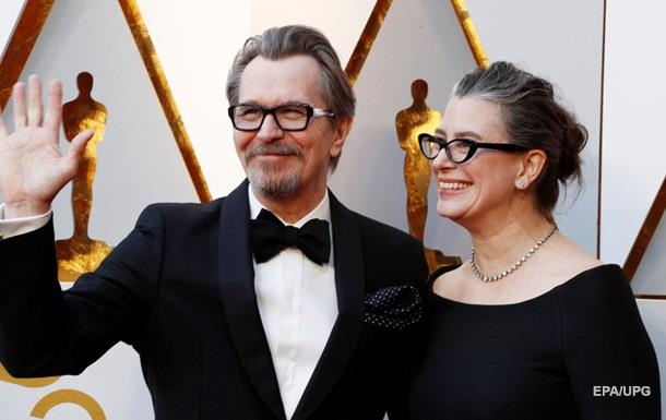 Актер Гэри Олдмен празднует свое 60-летие