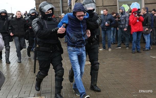 В Беларуси прошла волна задержаний оппозиционеров