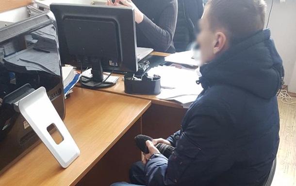 В Киеве задержали подозреваемого во взломе сайта министерства