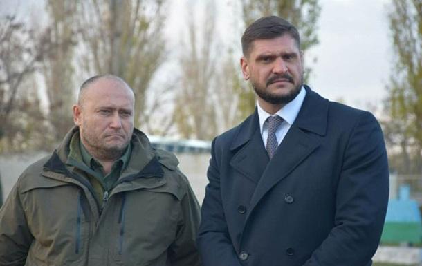 Ярош выступил с поддержкой Алексея Савченко