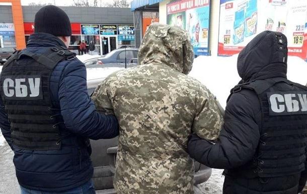 СБУ подозревает военного в краже радиостанций на 80 тысяч