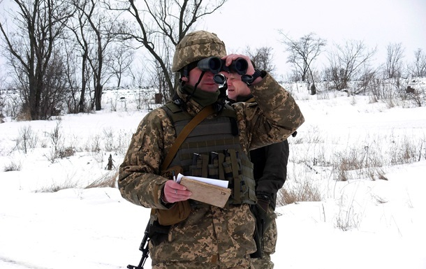 Штаб: На Донбассе соблюдается перемирие