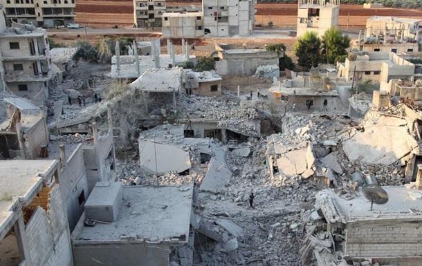 Авіаудар по Ідлібу в Сирії: більшість загиблих - школярі