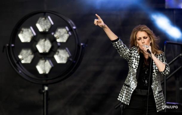 Селін Діон скасувала концерти через недугу