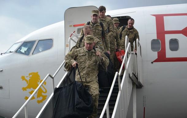 До Львова прибули миротворці які виконували завдання ООН у Конго