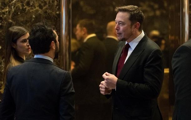 Ілона Маска позбавили зарплати в Tesla