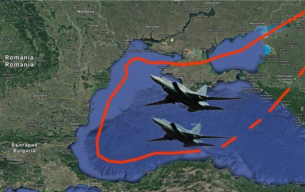 ЗСУ: Авіація РФ тренувала блокаду протоки Босфор