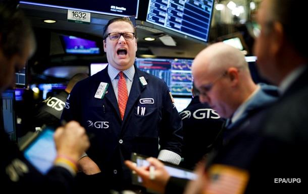 Фондовий ринок США впав на тлі нових мит Трампа