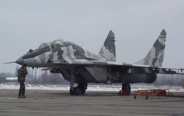 Боєготовність повітряних сил ЗСУ знята