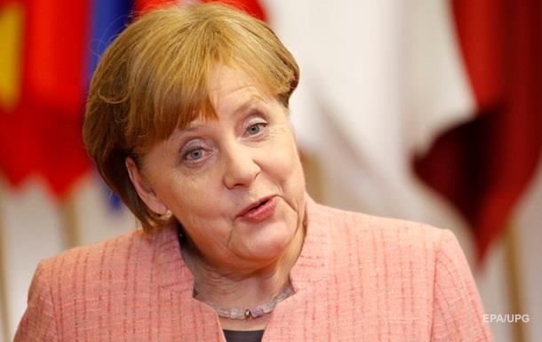 Меркель допустила нові заходи проти РФ через справу Скрипаля