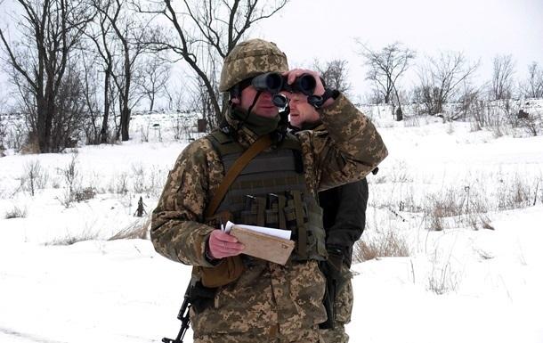"Штаб: На Донбассе вторые сутки ""тишина"""