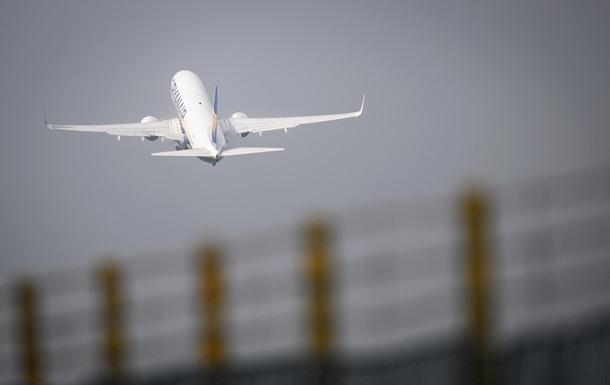 Ryanair зацікавилася внутрішніми перельотами в Україні
