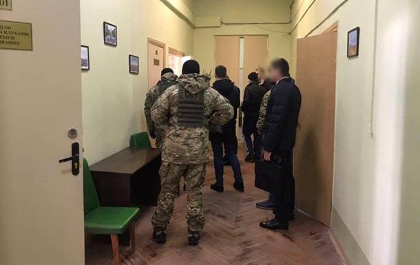 В Харьковском горсовете идут обыски