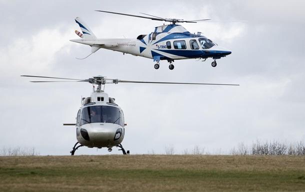 Украина купит у Франции вертолеты