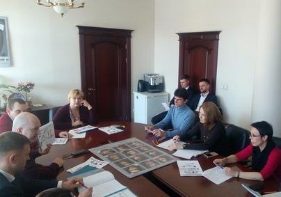 Малий та середній бізнес обговорили законопроект про НБФБ з його авторами