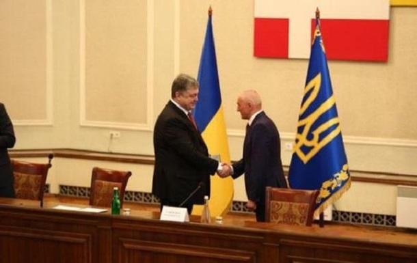 Порошенко назначил нового главу Волынской области