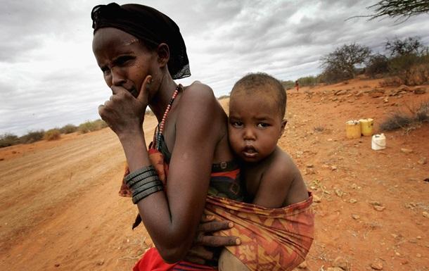 Від голоду страждають 124 млн людей - ООН