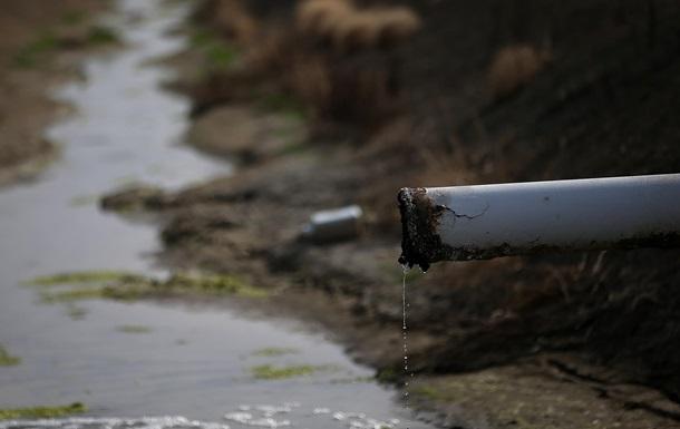 Частина Луганської області залишилася без води