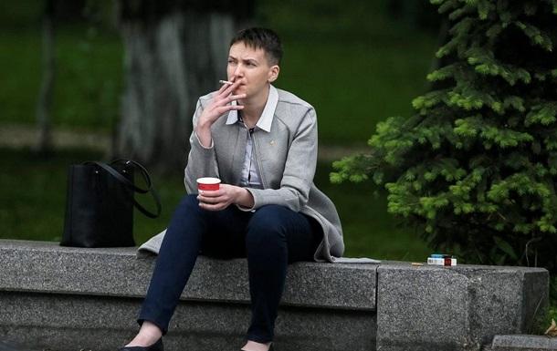 По аресту Савченко