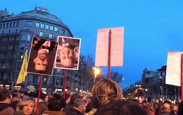 Арешт каталонських політиків: в Барселоні розпочинаються акції протесту