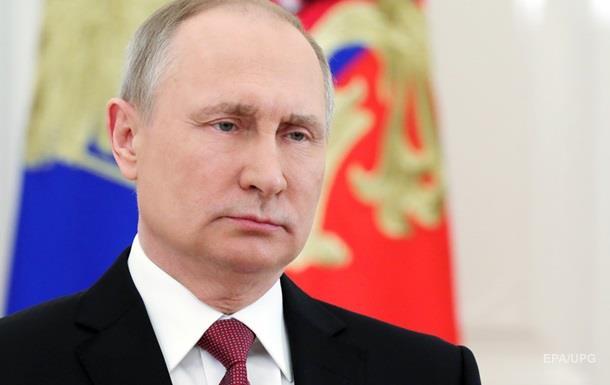 Журнал Time помістив на обкладинку Путіна в короні