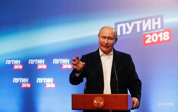 Путін знає, що робити далі - Пєсков