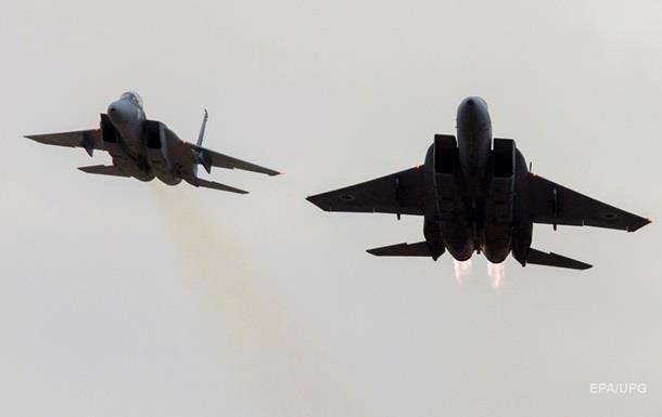 Ізраїль атакував базу бойовиків у секторі Гази