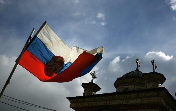 Жители Сербии против вступления в НАТО − опрос