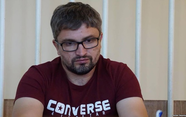 Украина требует освободить арестованного в Крыму активиста Мемедеминова
