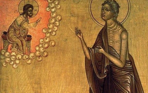 Марія Єгипетська: шлях від великої грішниці до великої святої