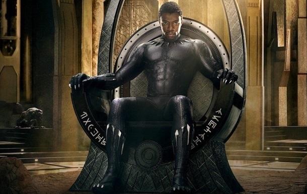 Фильм Черная пантера вышел на пятое место в истории кинопроката США