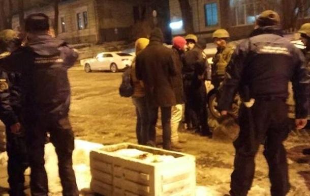 У Києві напали на охоронця консульства Польщі