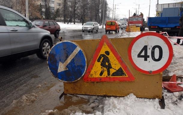 Во Львове более 20 улиц остались без горячей воды