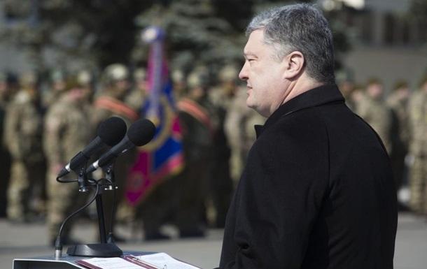 За время АТО погибли 212 нацгвардейцев – Порошенко